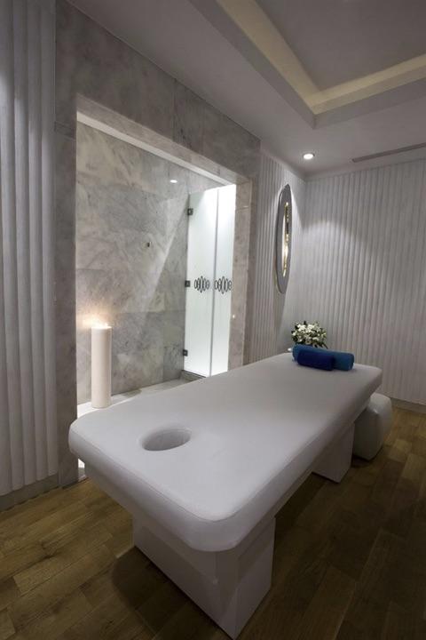 ウィンダム・グランド・イスタンブール・カラムシュ・マリーナ・ホテルのスパ2