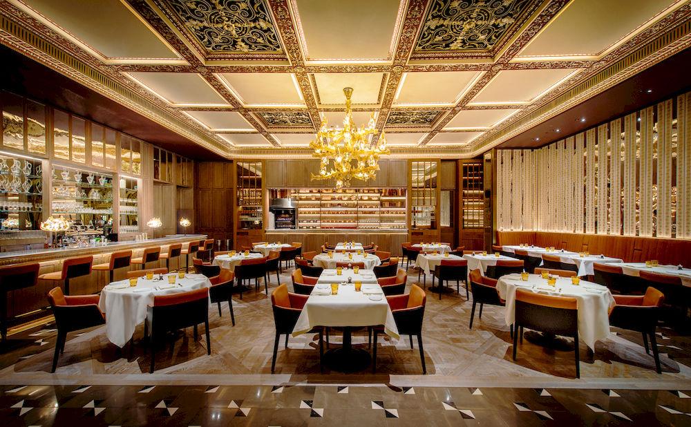 ザ・ドーチェスター・ホテルのThe-Grillレストラン