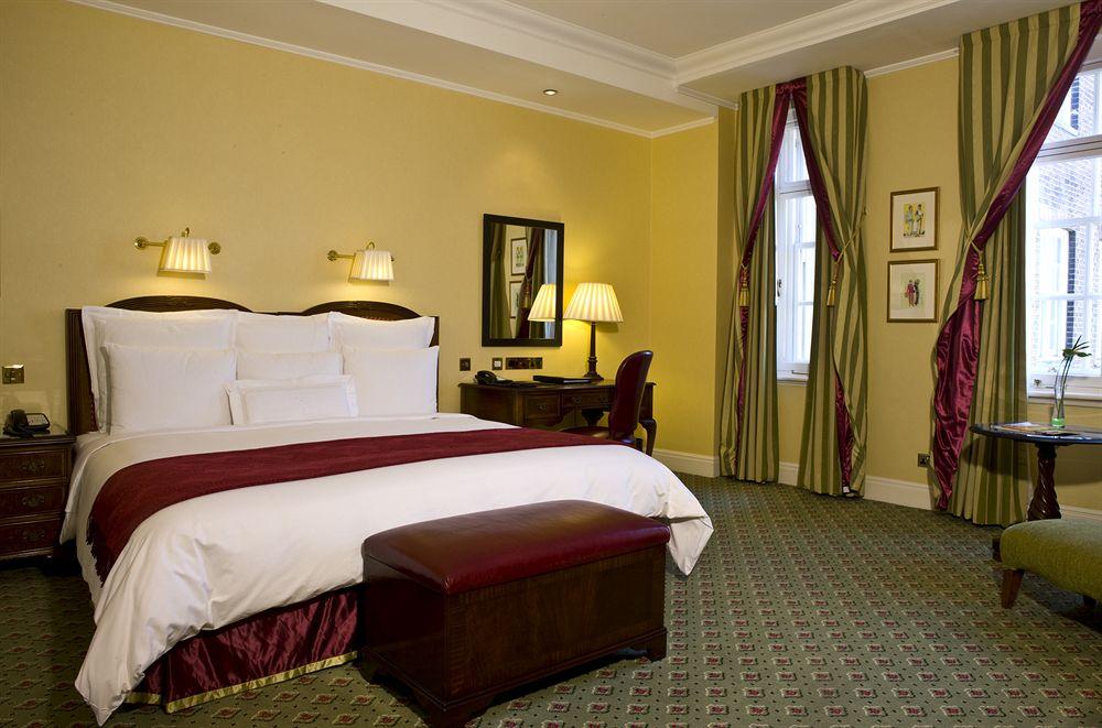 グロブナーハウス・A・JW・マリオット・ホテルのエクスクルーシブルーム