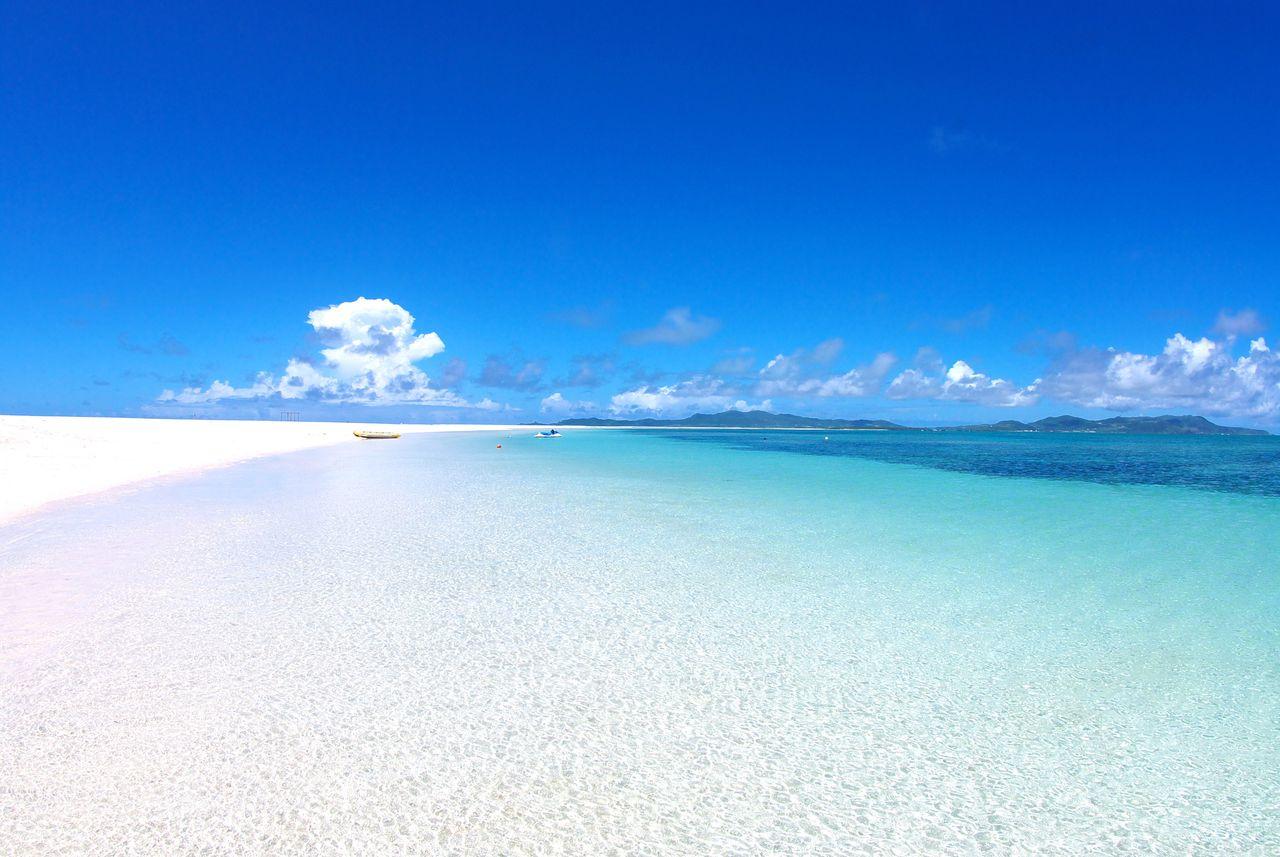 海外にも負けないくらいに美しい「沖縄」のビーチおすすめ3選