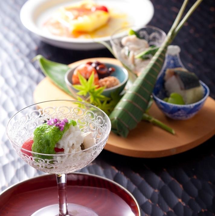 キザシ・ザ・スイート KIZASHI THE SUITEで食べられる料理