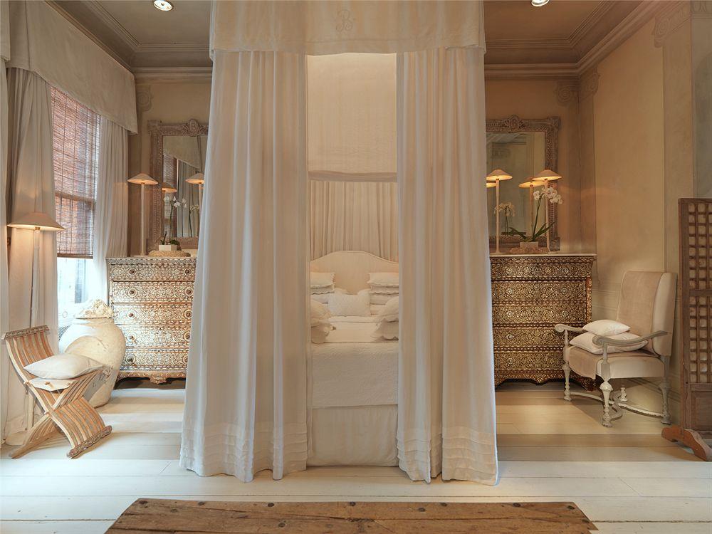 ブレイクス・ロンドンの客室