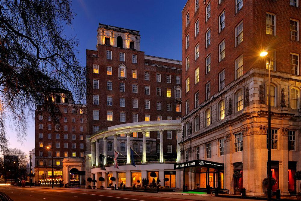 歴史ある外観とクラシックな客室を併設している1929年創業の老舗ホテル「グロブナーハウス・A・JW・マリオット」