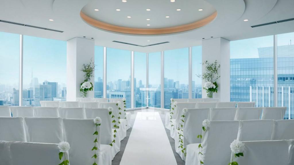 フォーシーズンズ・ホテル丸の内 東京 Four Seasons Hotel Tokyo at Marunouchiの結婚式場