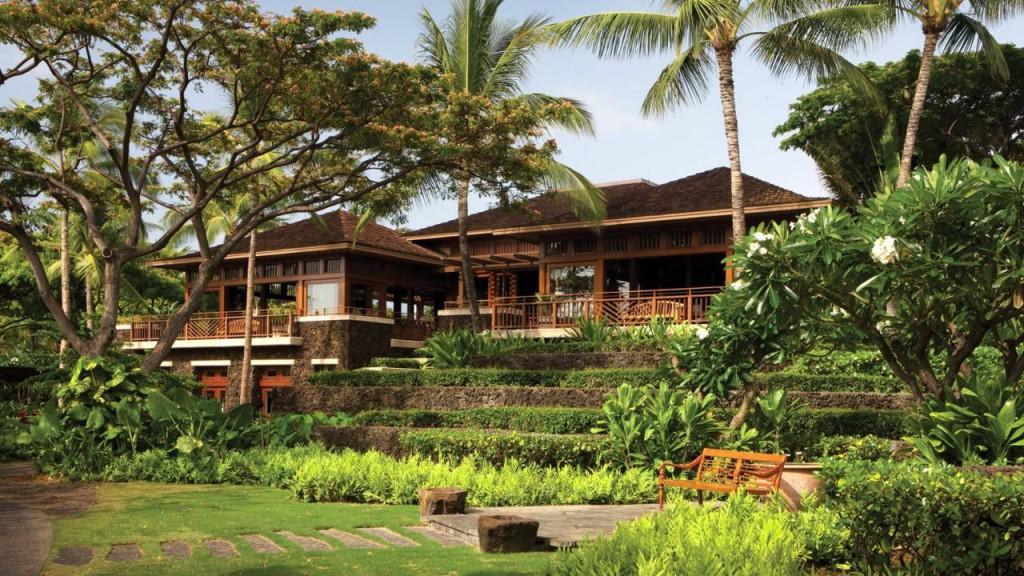フォーシーズンズ・リゾート・フアラライ・アット・ヒストリック・カウプレフ Four Seasons Resort Hualalai at Historic Ka'upulehuのロビー