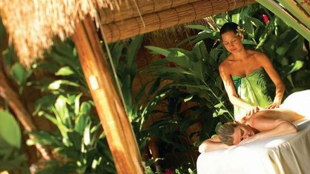 フォーシーズンズ・リゾート・フアラライ・アット・ヒストリック・カウプレフ Four Seasons Resort Hualalai at Historic Ka'upulehuのスパ