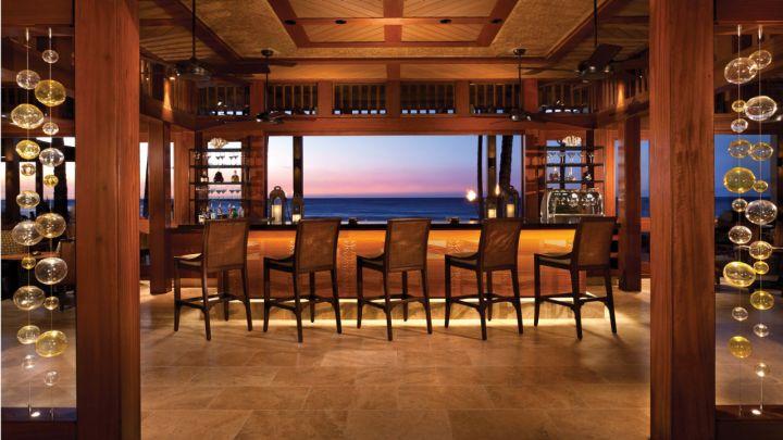 フォーシーズンズ・リゾート・フアラライ・アット・ヒストリック・カウプレフ Four Seasons Resort Hualalai at Historic Ka'upulehuのレストラン