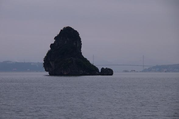 ハロン湾ゴリラ島