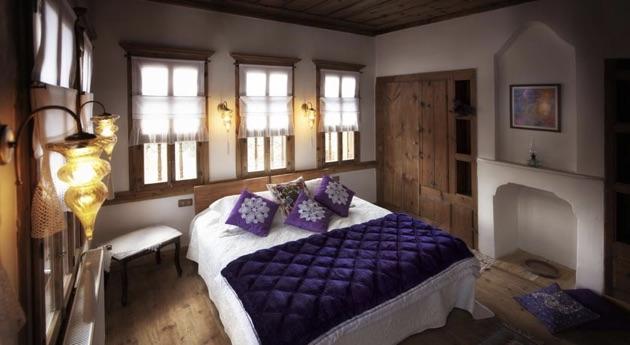 ダディラ・コナック・ホテルの部屋