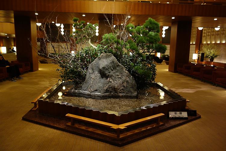 ホテルオークラ東京のロビー3