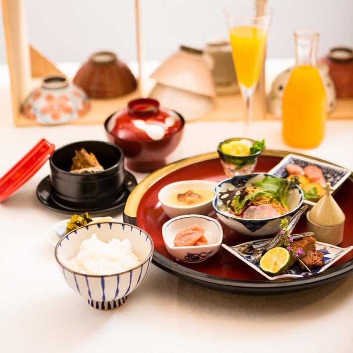 セトレ・グラバーズハウス長崎の朝食