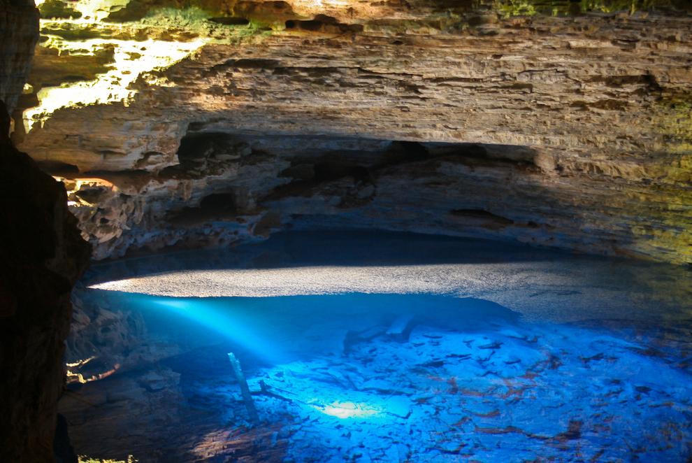 いくつもの絶景ポイントが集結する「チャパダ・ディアマンティーナ国立公園」