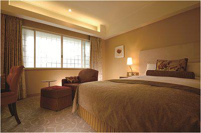 ホテルオークラ東京のスタンダードルーム