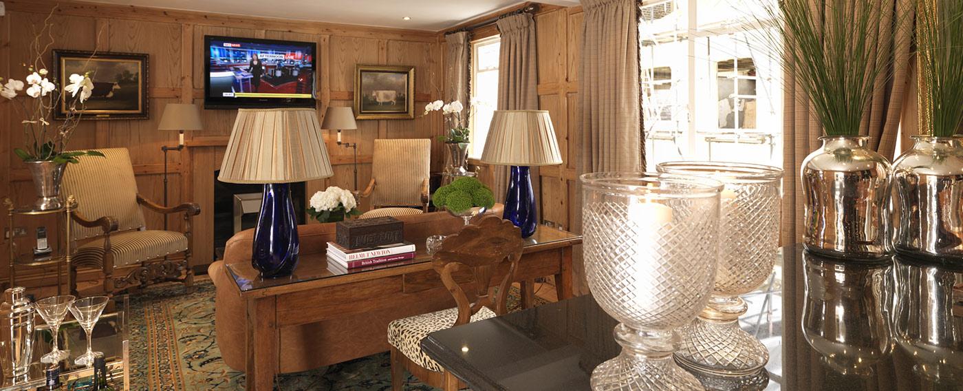 ホテル・41の2ベッドルームアパートメント