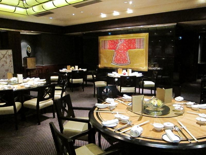 フォーシーズンズ・ホテル・シンガポール Four Seasons Hotel SingaporeのレストランJiang-Nan Chun