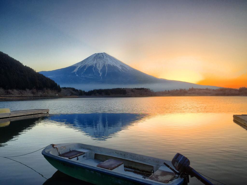 田貫湖/静岡
