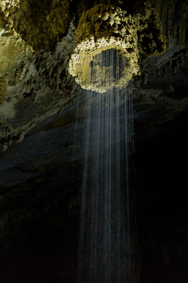 ブラジル:テミミナ洞窟