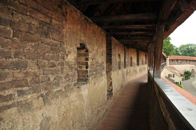 ネルトリンゲンの市壁