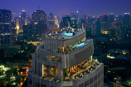 バンコクの夜景を満喫!必ず行きたい人気のルーフトップバ―5選