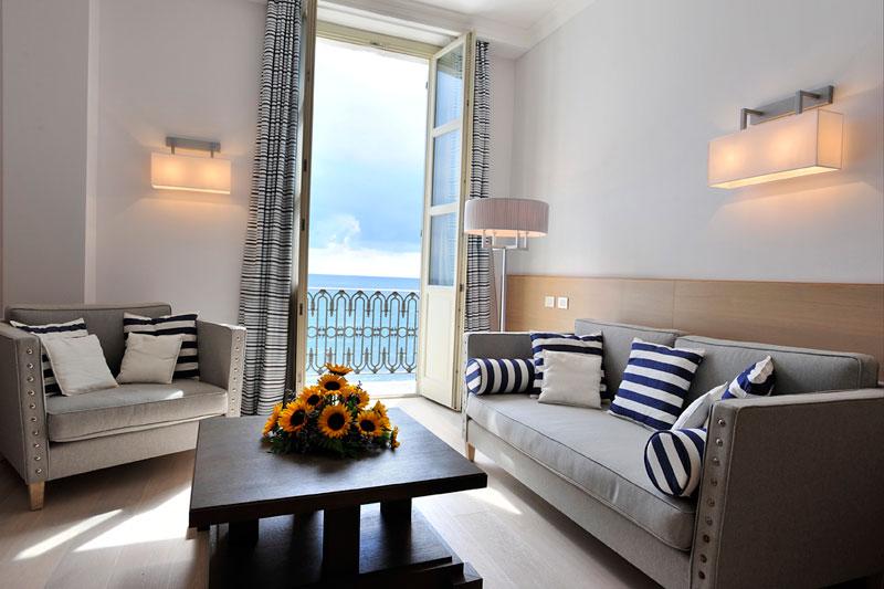 グランド・ホテル・アラッシオ Grand Hotel Alassioの客室