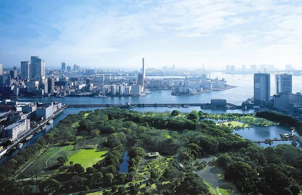 コンラッド東京 CONRAD TOKYOの風景