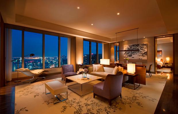 コンラッド東京 CONRAD TOKYOの客室