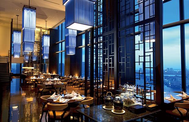 コンラッド東京 CONRAD TOKYOのレストラン