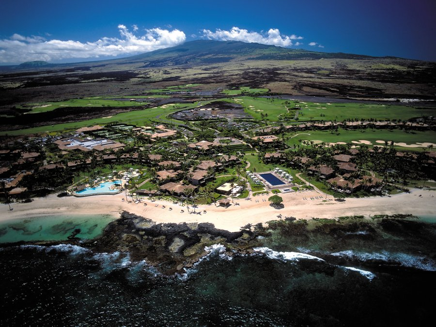 フォーシーズンズ・リゾート・フアラライ・アット・ヒストリック・カウプレフ Four Seasons Resort Hualalai at Historic Ka'upulehuの風景