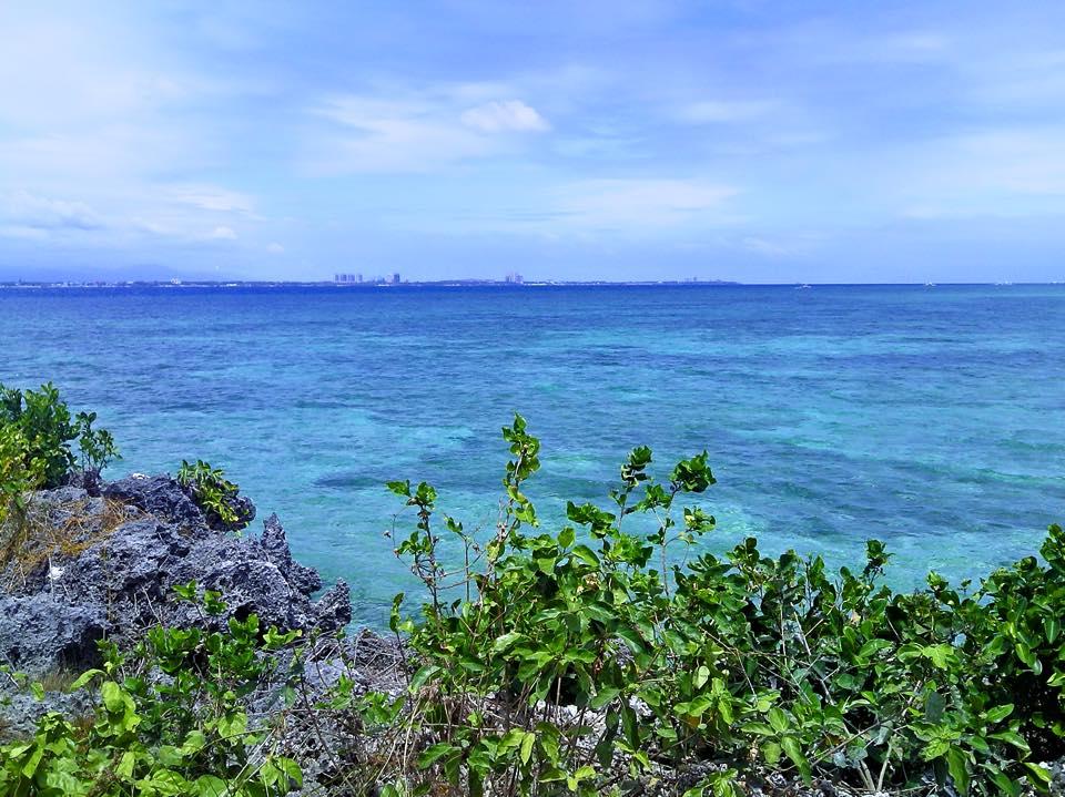 ソルパ島のビーチ