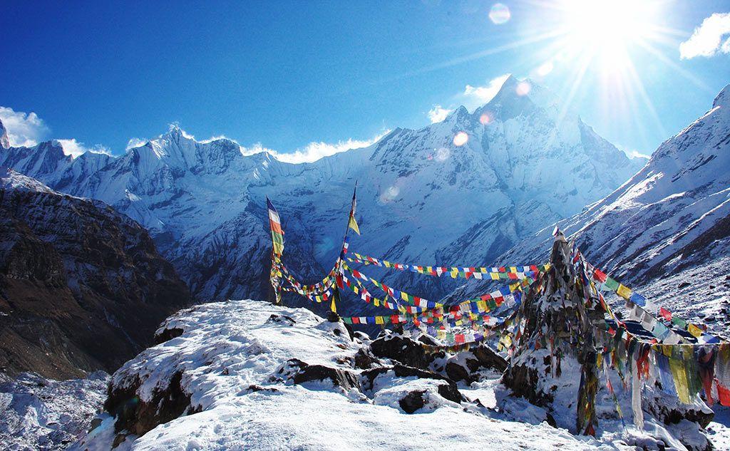 初心者山ガールが挑戦!目指すは世界最高峰の山標高4000mの「アンナプルナBC」