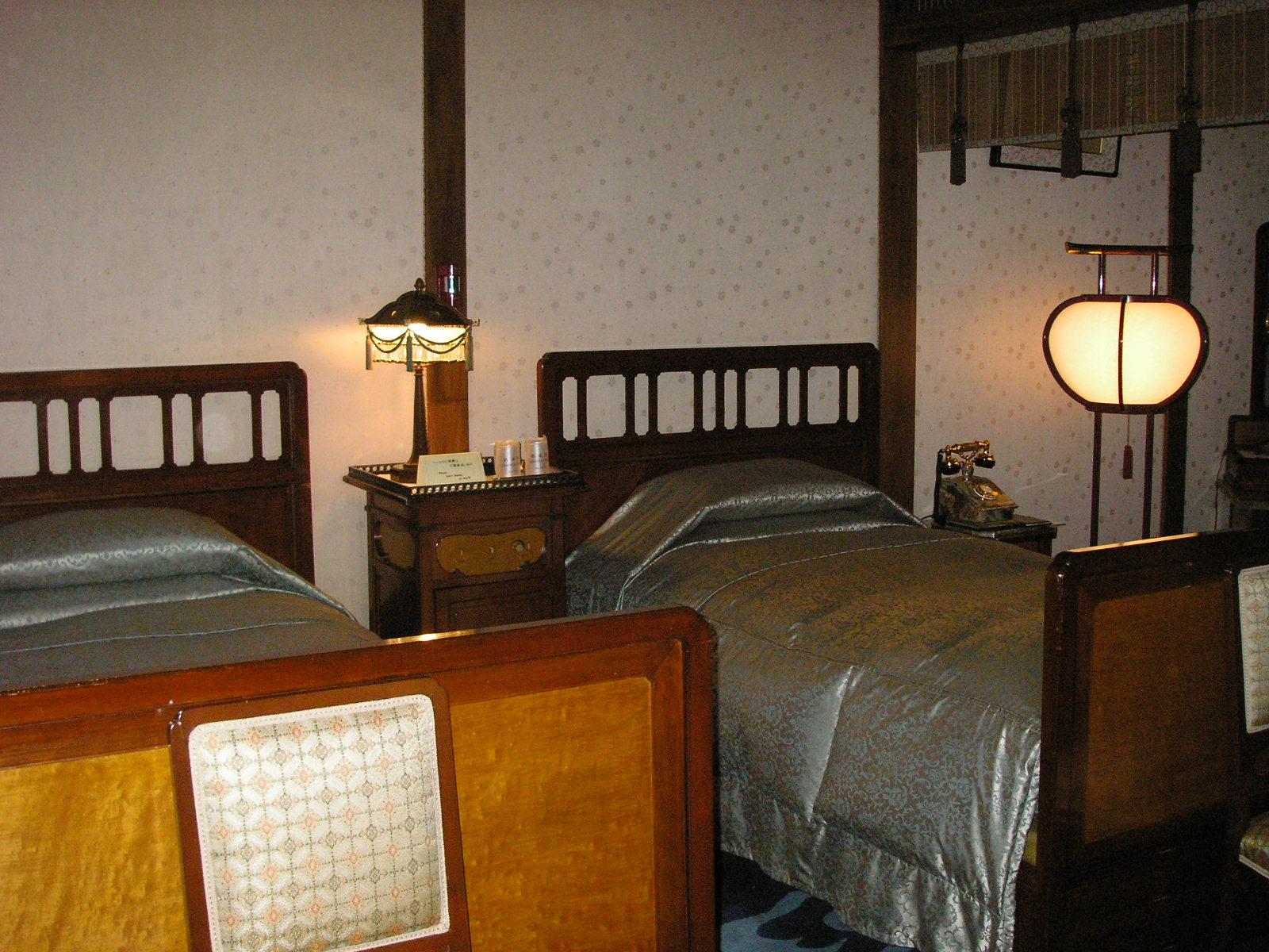 奈良ホテルのインペリアルスイート