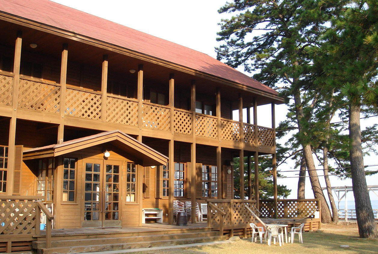 友ヶ島 海の家 宿