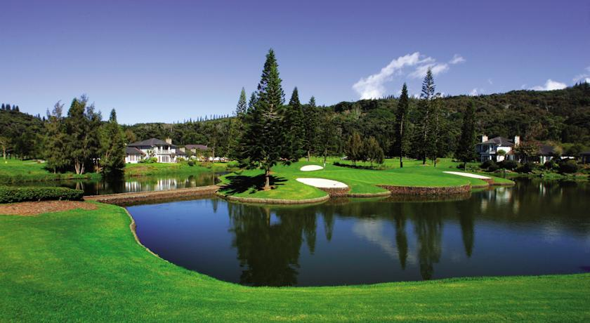 フォーシーズンズ・リゾート・ラナイ・ザ・ロッジ・アット・コエレ Four Seasons Resort Lanai The Lodge at Koeleのゴルフコース