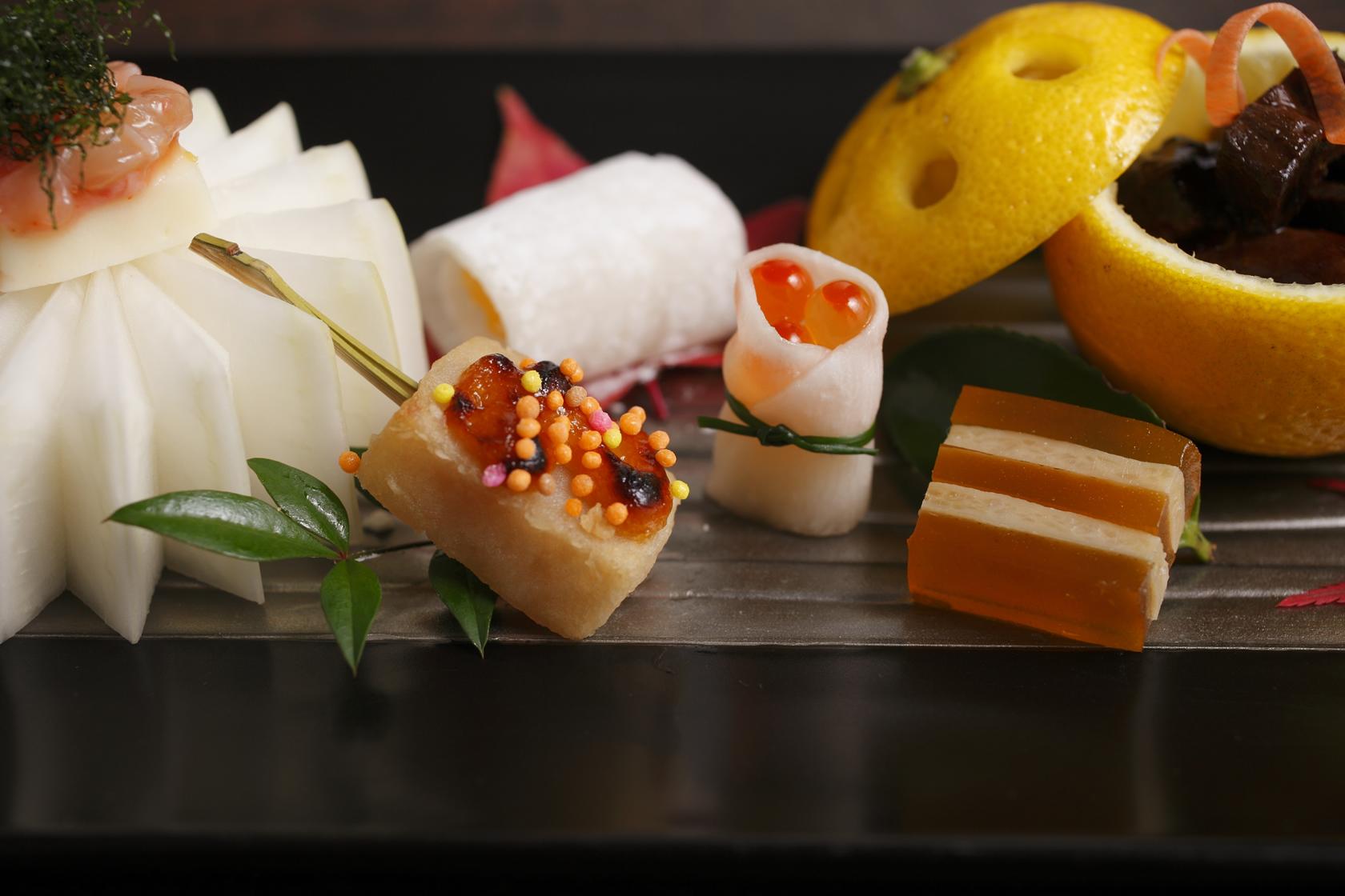 潮騒の宿晴海、日本料理「玄」