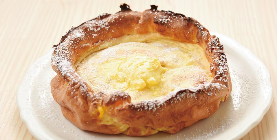 オリジナルパンケーキハウス パンケーキ