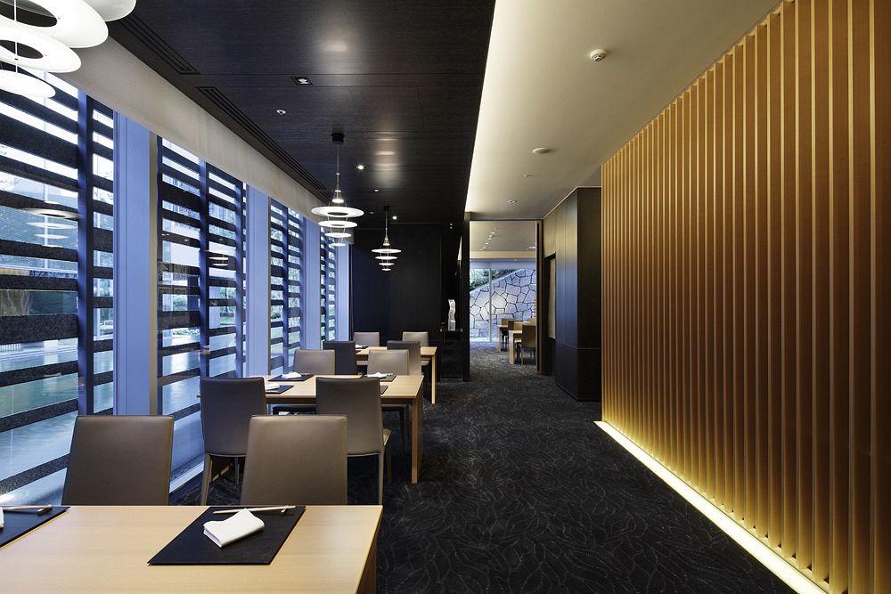 ザ・キャピトルホテル東急内の日本料理店「水簾」
