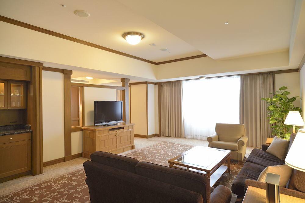 帝国ホテル東京本館のスイートルーム