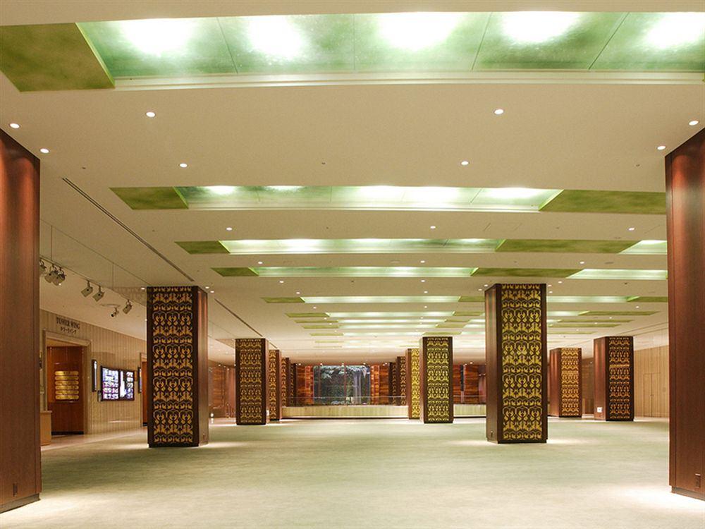 リーガロイヤルホテル大阪のロビー