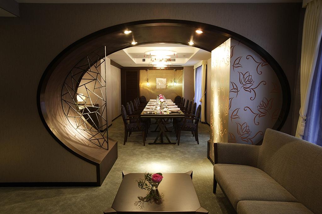 リーガロイヤルホテル大阪の中国料理店「皇家龍鳳」