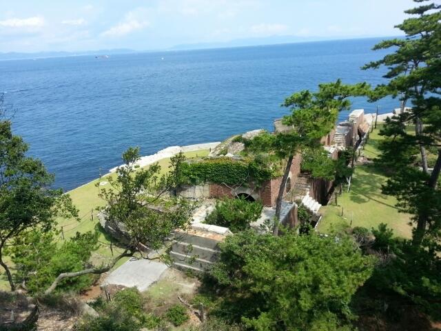 まるで天空の城ラピュタのような無人島「和歌山・友ヶ島」の探検