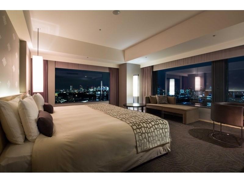 ザ・キャピトルホテル東急の客室「プレミアコーナーキング」