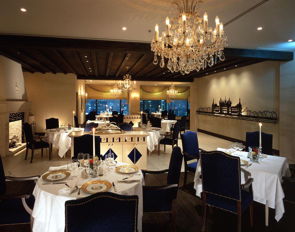 リーガロイヤルホテル大阪のフランス料理店「シャンボール」