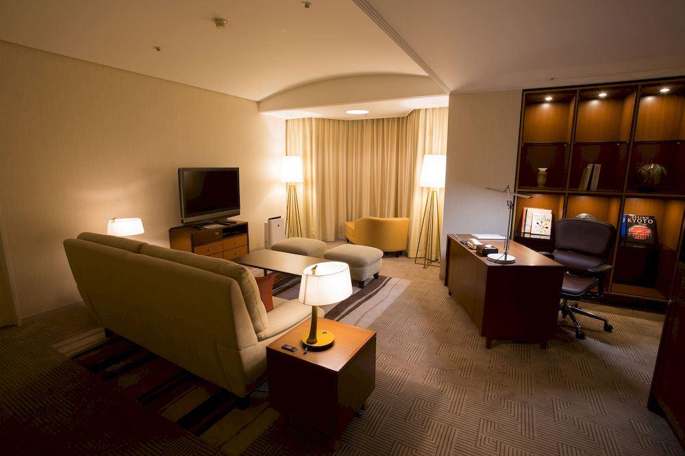 帝国ホテル東京プレミアムタワーフロアのスイートルーム