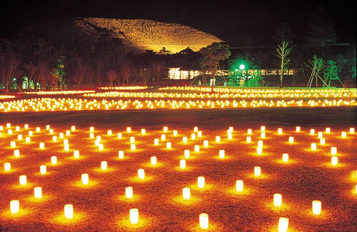 燈花会 奈良公園