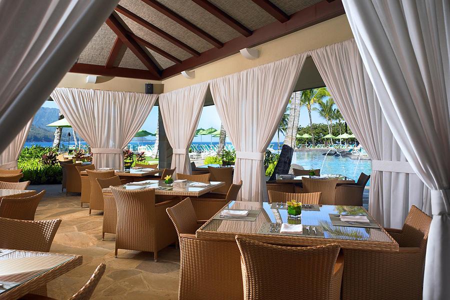セント・レジス・プリンスヴィル・リゾート The St. Regis Princeville Resortのレストラン