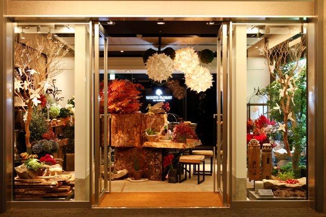 ザ・キャピトルホテル東急内の花屋さん「ゴトウフローリスト」