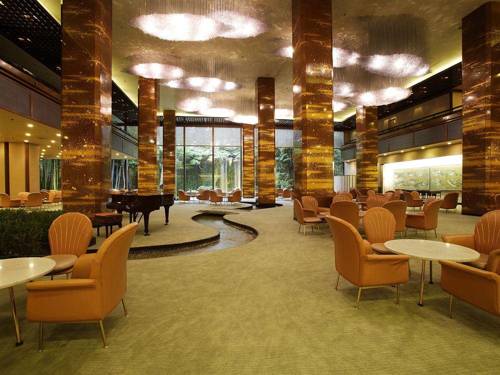 リーガロイヤルホテル大阪のメインラウンジ