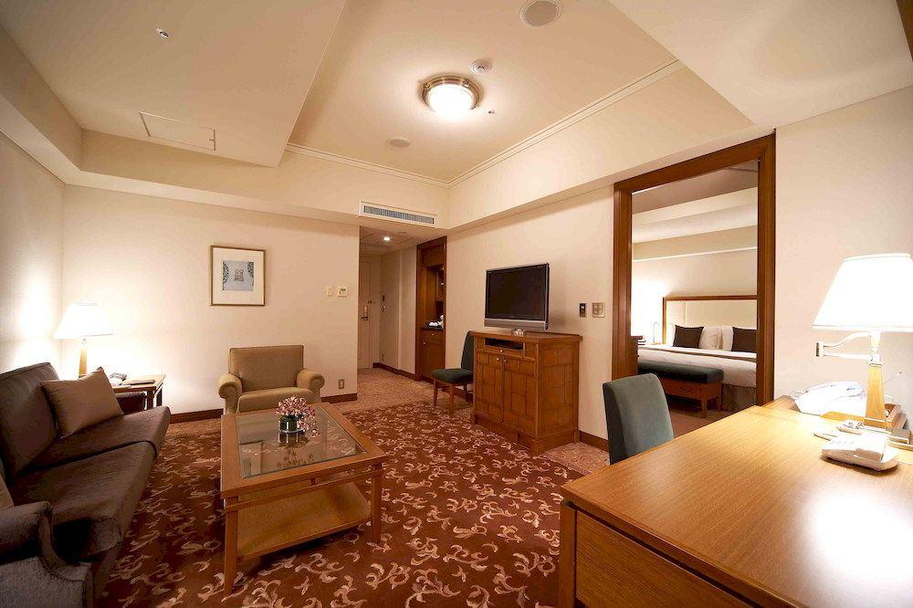 帝国ホテル東京インペリアルフロアのスイートルーム