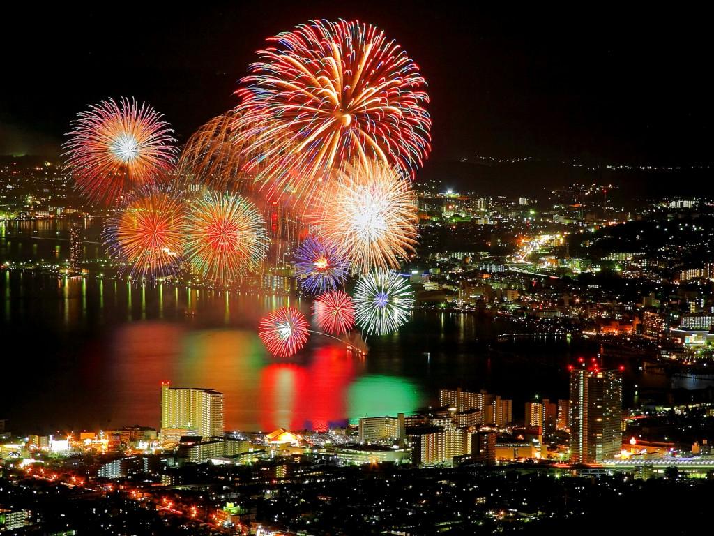 あなたの好きな花火はありますか?美しく迫力ある「世界の花火ランキング」