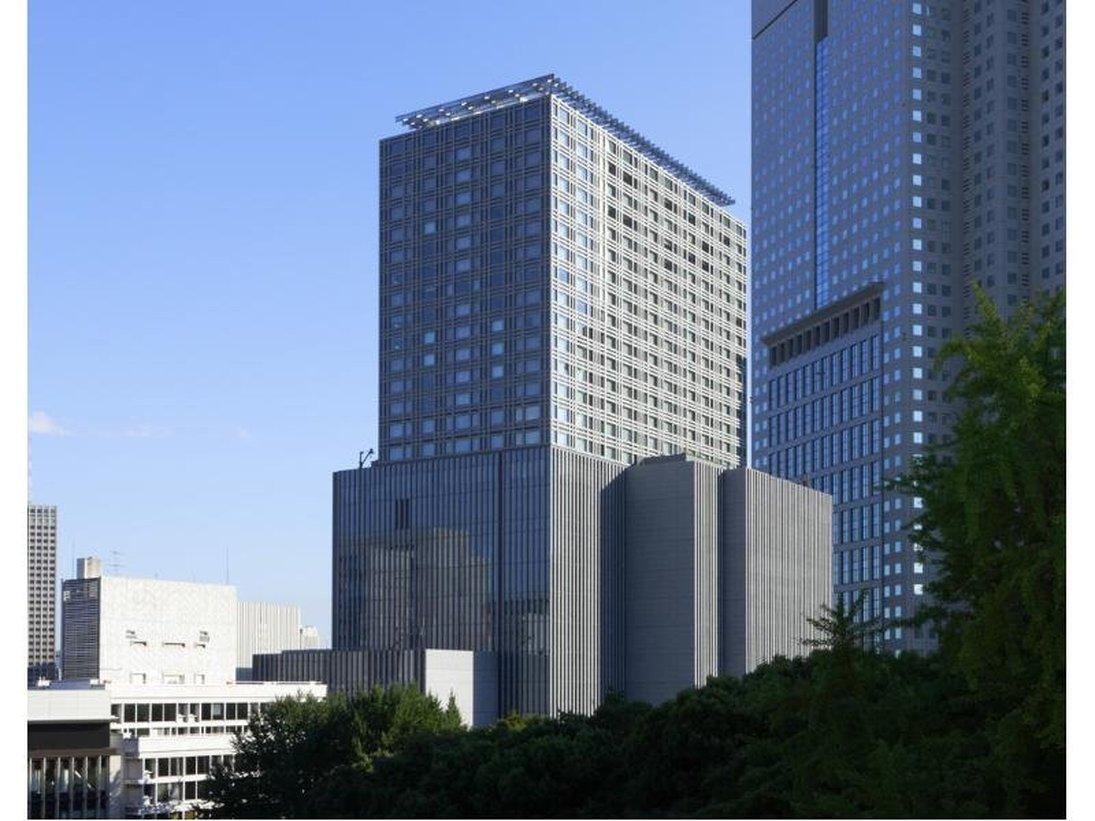 ザ・キャピトルホテル東急の外観
